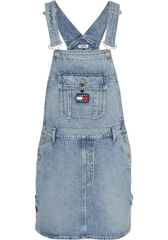 TOMMY JEANS Latzkleid »DUNGAREE DRESS CRLT« kaufen