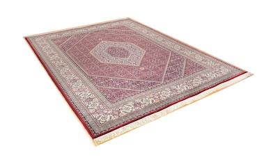 Orientteppich, »Sirsa Seta«, THEKO, rechteckig, Höhe 12 mm, manuell geknüpft kaufen