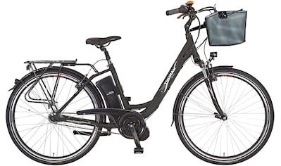 Didi THURAU Edition E - Bike »Alu - City Comfort«, 7 Gang Shimano Nabenschaltung, Mittelmotor 250 W kaufen