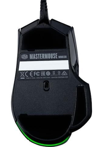 COOLER MASTER Gaming-Maus »MM-830-GKOF1«, kabelgebunden kaufen