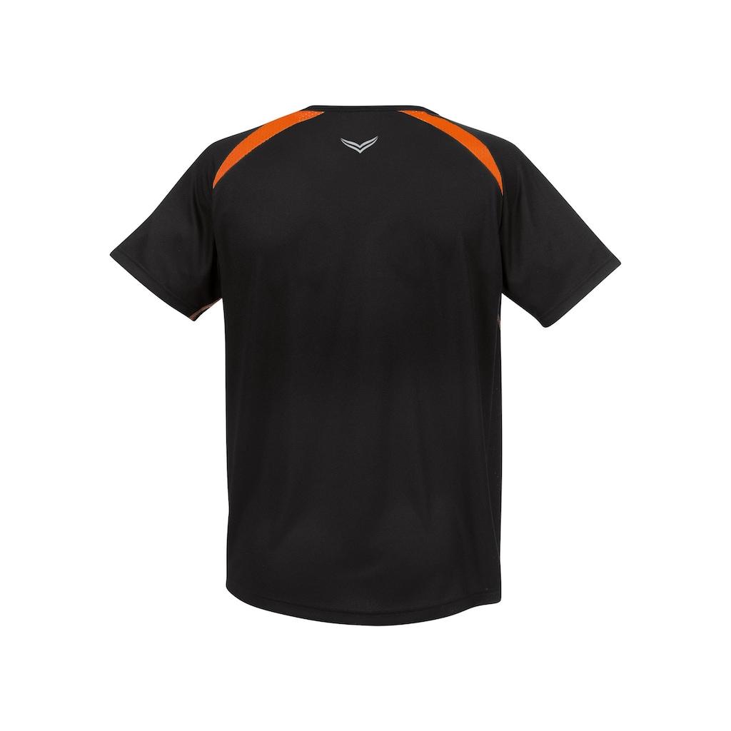Trigema Klassisches Sportshirt COOLMAX®