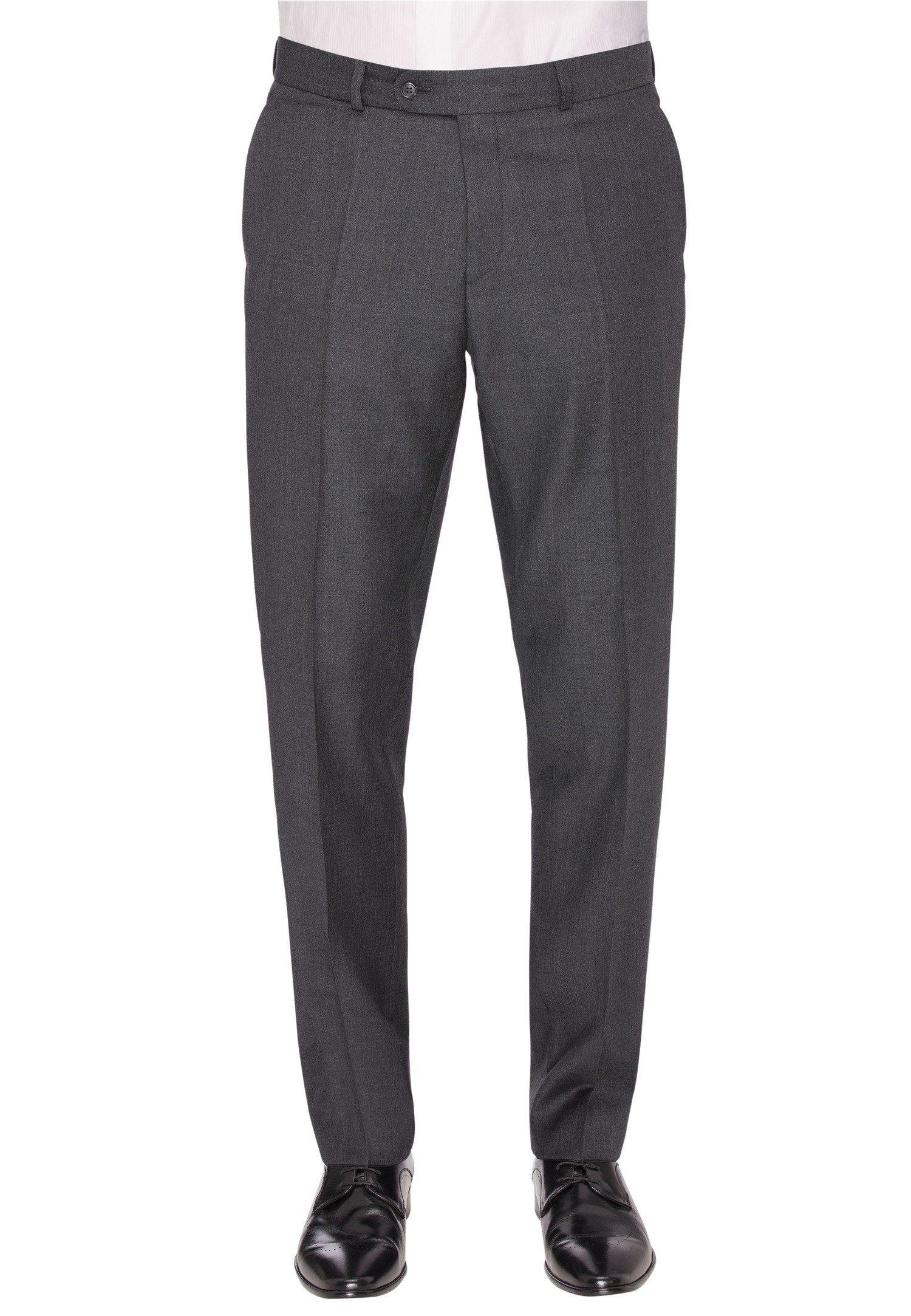 CARL GROSS Anzughose CG Sascha_G | Bekleidung > Hosen > Anzughosen | Grau | Baumwolle | Carl Gross