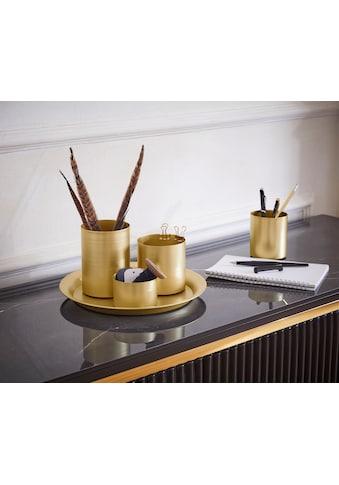 GMK Collection Dekobecher »Springly«, goldfarben kaufen
