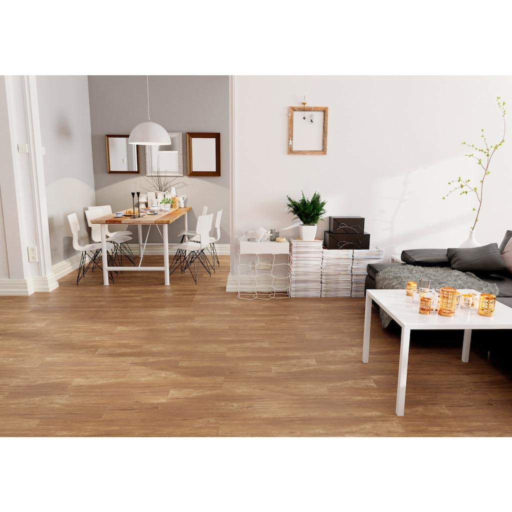 Vinyllaminat »PVC Planke«, 30 Stück, 4,18 m², selbstklebend