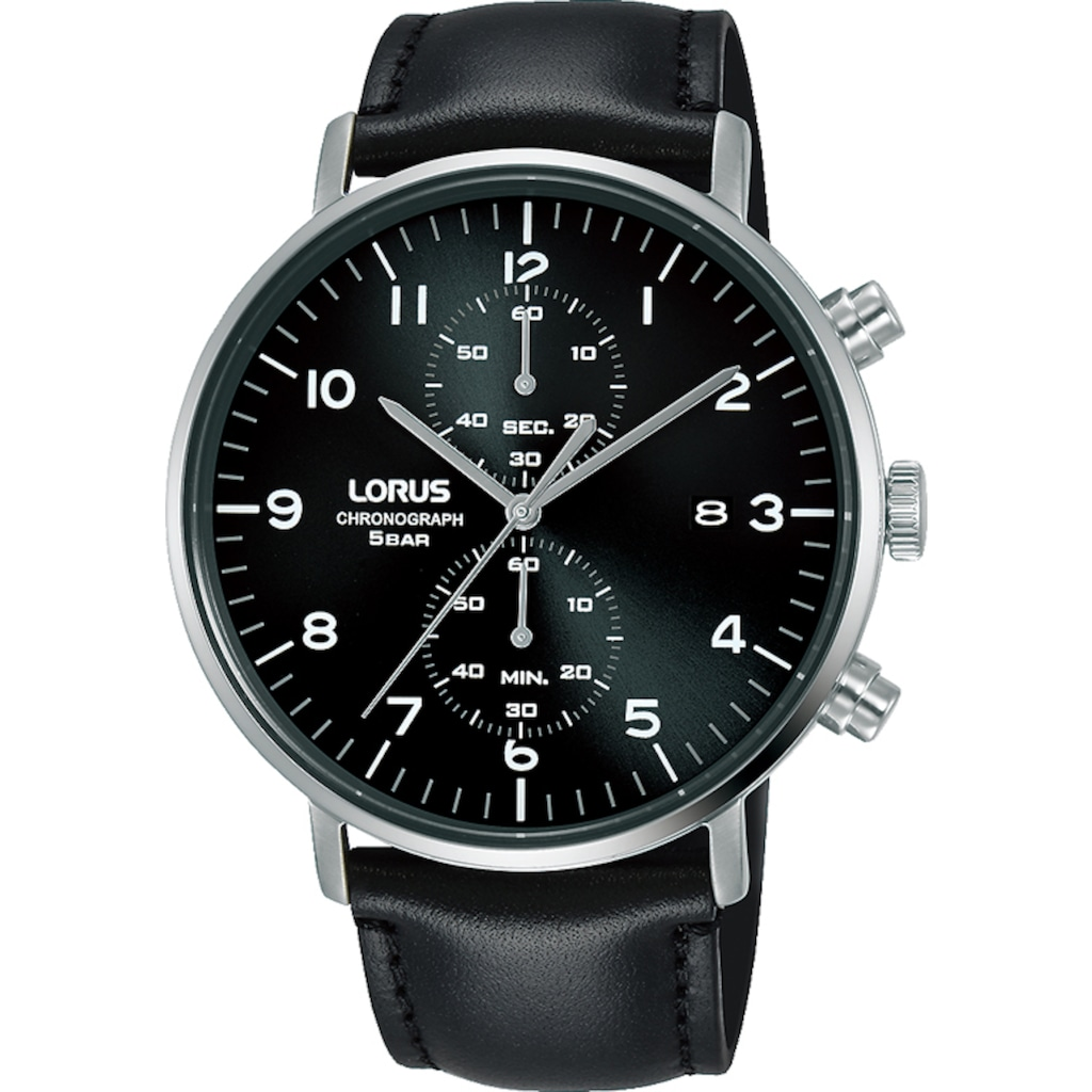 LORUS Chronograph »Lorus Klassik Chrono, RW409AX9«