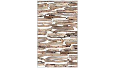 MySpotti Fensterfolie »Look Driftwood«, halbtransparent, glattstatisch haftend, 60 x... kaufen