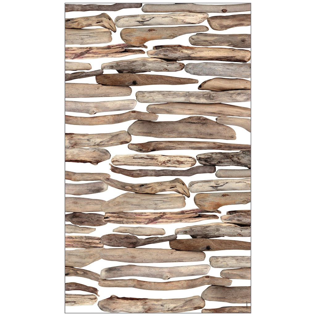 MySpotti Fensterfolie »Driftwood«, 60 x 100 cm, statisch haftend