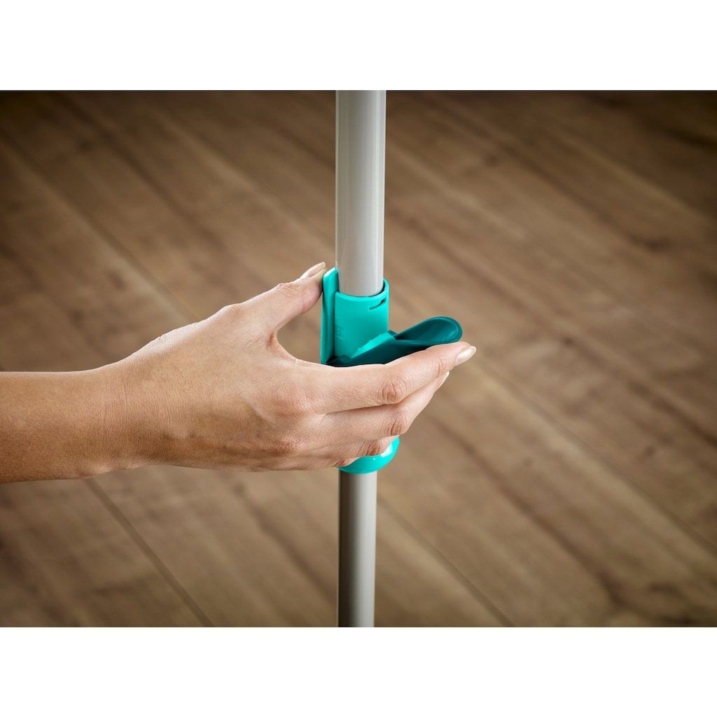 Leifheit Bodenwischer-Set »Set CLEAN TWIST XL super soft«, inkl. Eimer (20 Liter Inhalt)