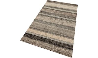 Teppich, »Milano 1455«, merinos, rechteckig, Höhe 10 mm, maschinell gewebt kaufen