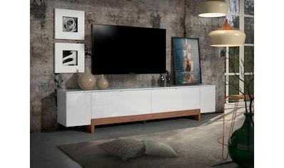 KITALY Lowboard »FIORELLA«, Breite 245 cm kaufen