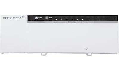 Homematic IP Smart Home »Fußbodenheizungsaktor  -  6 - fach, 230V (142974A0)« kaufen