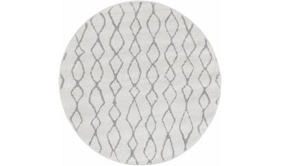Teppich, »Bolonia 92«, Andiamo, rund, Höhe 6 mm, maschinell gewebt kaufen