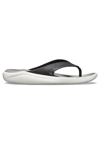 Crocs Zehentrenner »Lite Ride Flip« kaufen