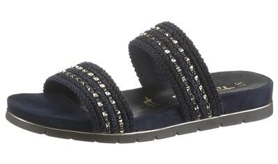 Tamaris Pantolette »LOCUST«, mit goldfarbenen Nieten verziert kaufen