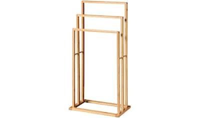 WELLTIME Handtuchhalter »Bambus« kaufen