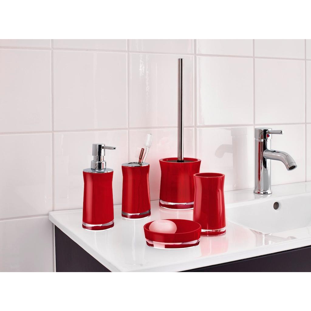 Ridder WC-Garnitur »Disco«, rostfrei