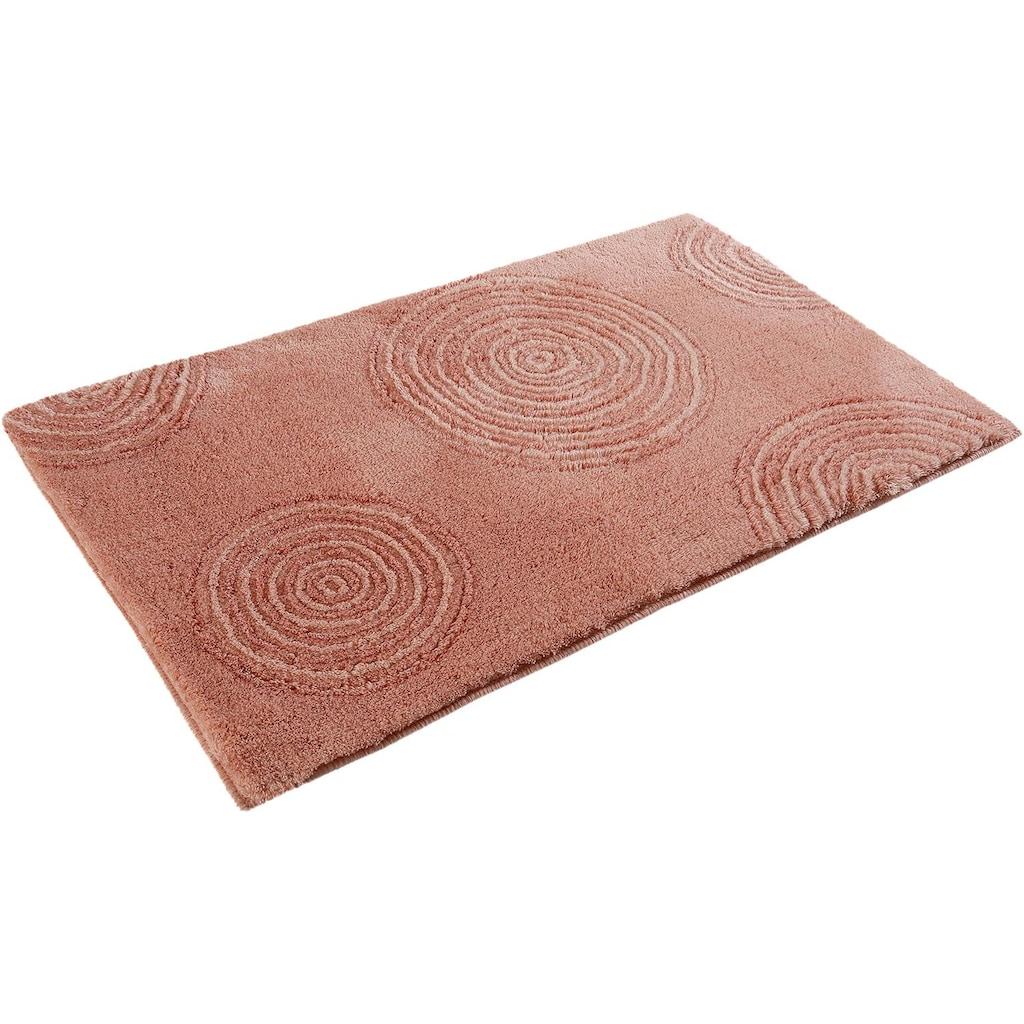 Esprit Badematte »Yoga«, Höhe 20 mm, rutschhemmend beschichtet, fußbodenheizungsgeeignet
