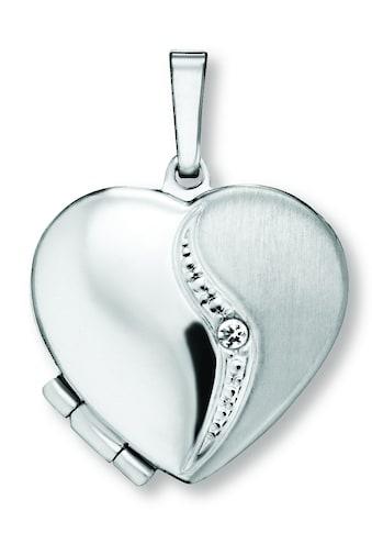 ONE ELEMENT Kettenanhänger »Medaillons aus 925 Silber Zirkonia« kaufen