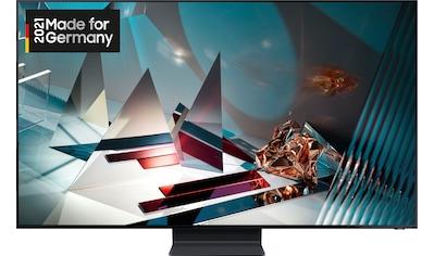 """Samsung QLED-Fernseher »GQ65Q800TGT«, 163 cm/65 """", 8K, Smart-TV kaufen"""