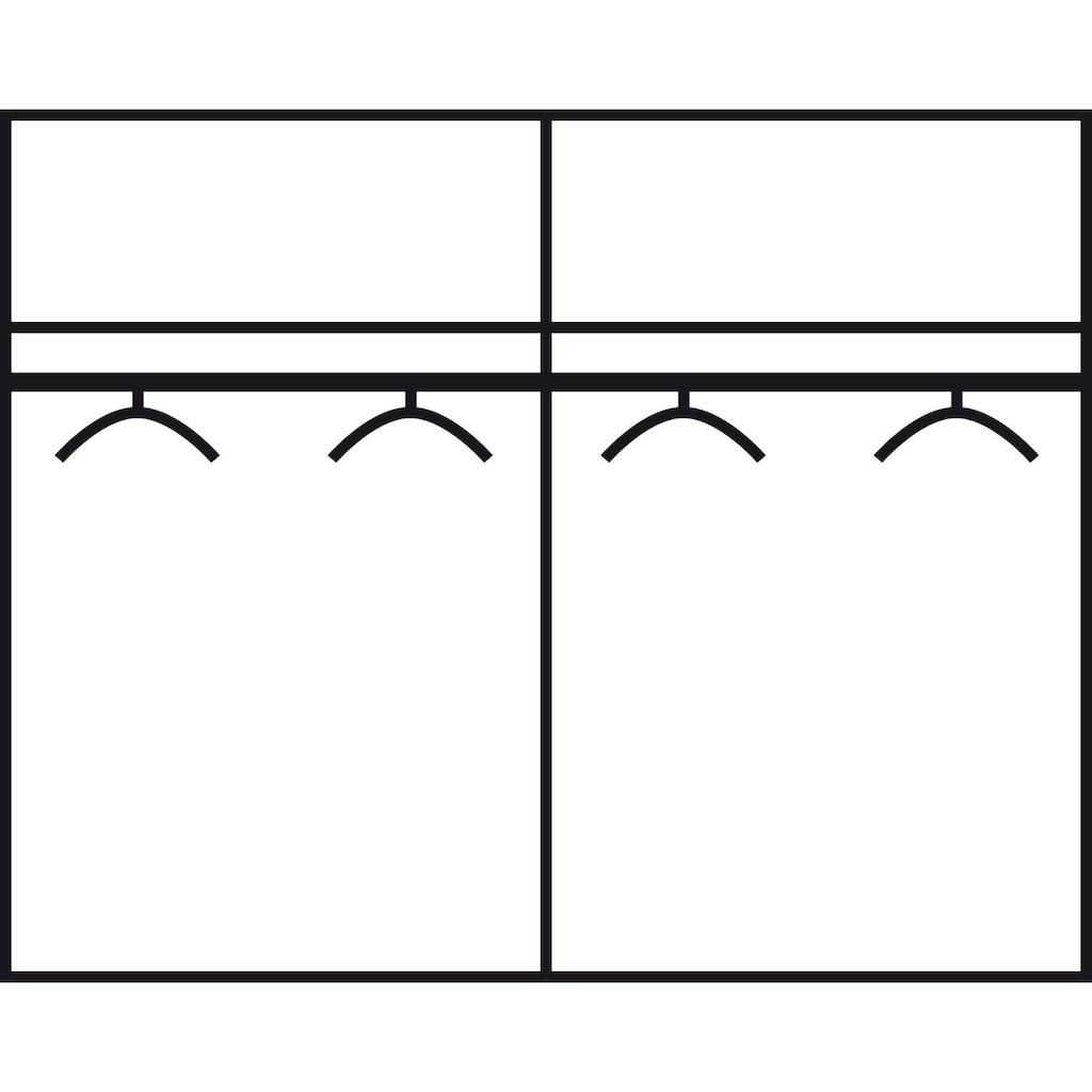 LC Schlafzimmer-Set »Tivoli«, (Set, 4 tlg.)