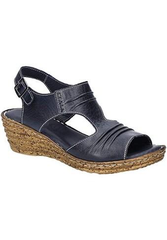 Fleet & Foster Sandale »Damen Incence Keil Leder« kaufen