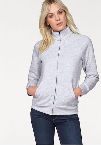 Fruit of the Loom Sweatshirt »Lady - Fit Premium Sweat Jacket« kaufen