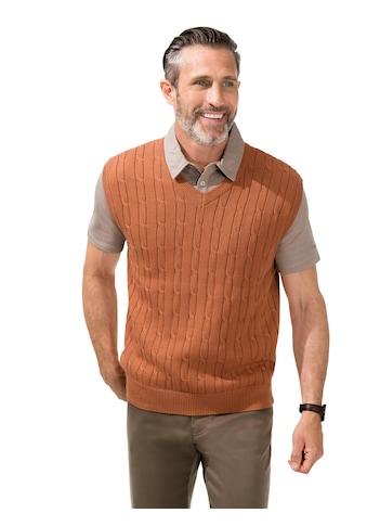 Marco Donati Pullunder aus reiner Baumwolle kaufen