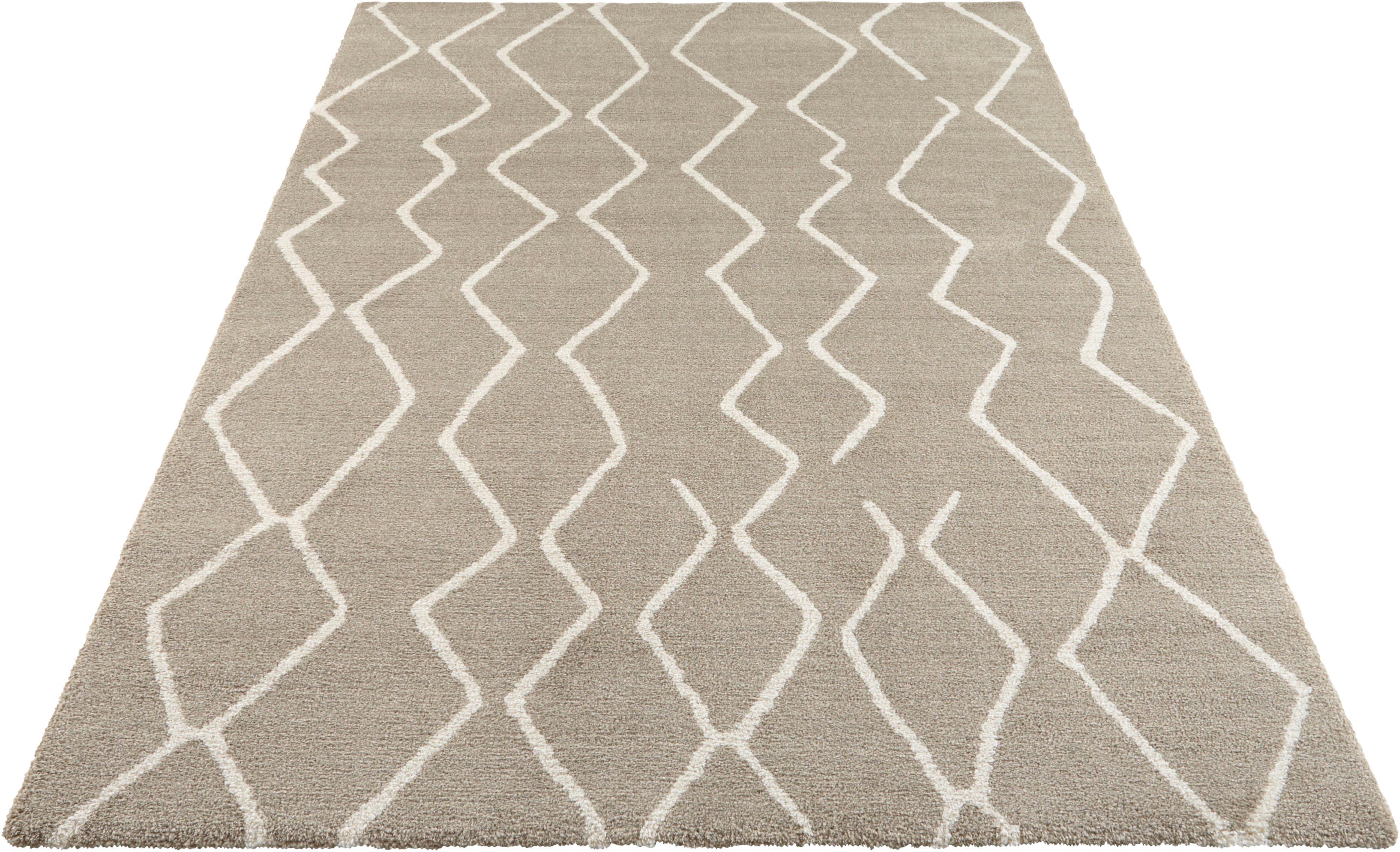Teppich Vienne ELLE Decor rechteckig Höhe 14 mm maschinell gewebt