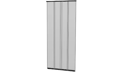 HECHT Insektenschutz - Vorhang »COMFORT«, braun/schwarz, BxH: 100x220 cm kaufen