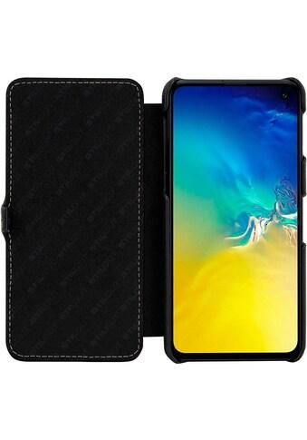 STILGUT Smartphone-Hülle »Book Type mit Clip für Samsung Galaxy S10e«, Galaxy S10e kaufen
