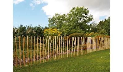 Kiehn - Holz Staketenzaun, LxH: 500x90 cm kaufen