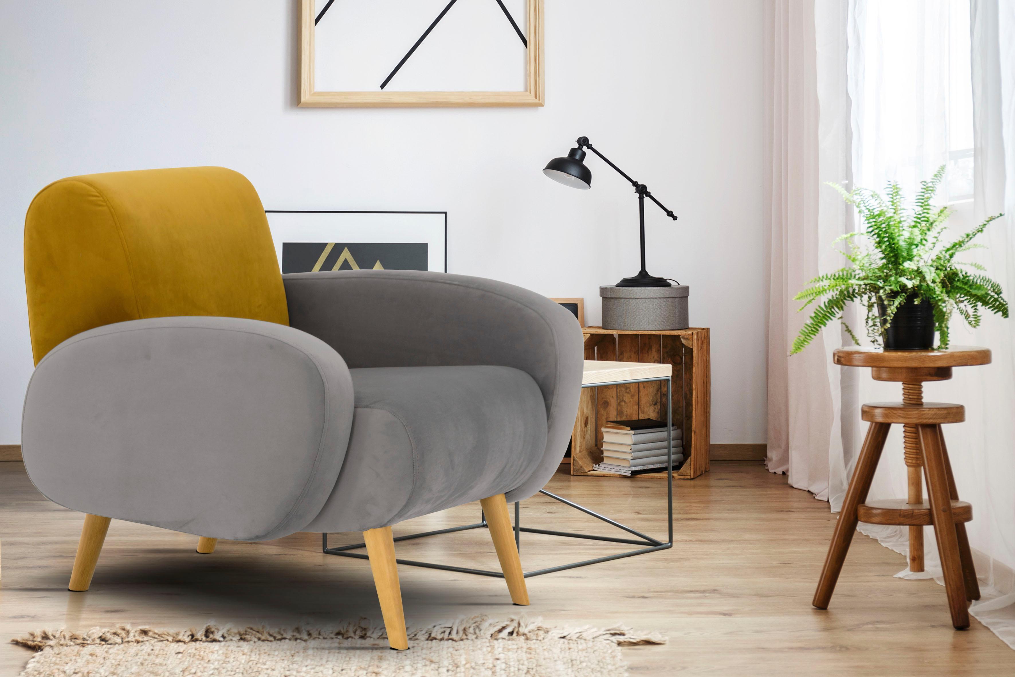 Home affaire Sessel Tox in außergewöhnlicher stylischer Optik