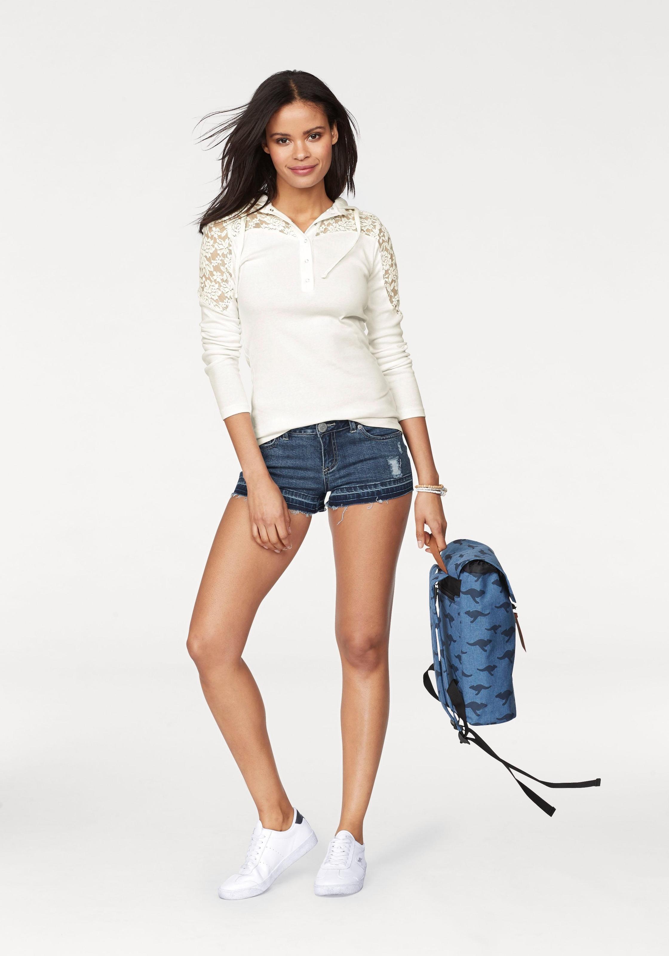 kangaroos jeansshorts Kurze Shorts aus Denim von KangaROOS AKLBB634515139