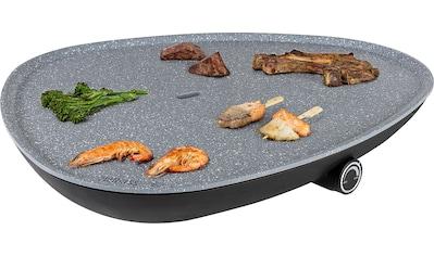 PRINCESS Tischgrill »Table Chef Dreiecksgrill 103250«, 2000 W, Terrazzo-Look kaufen