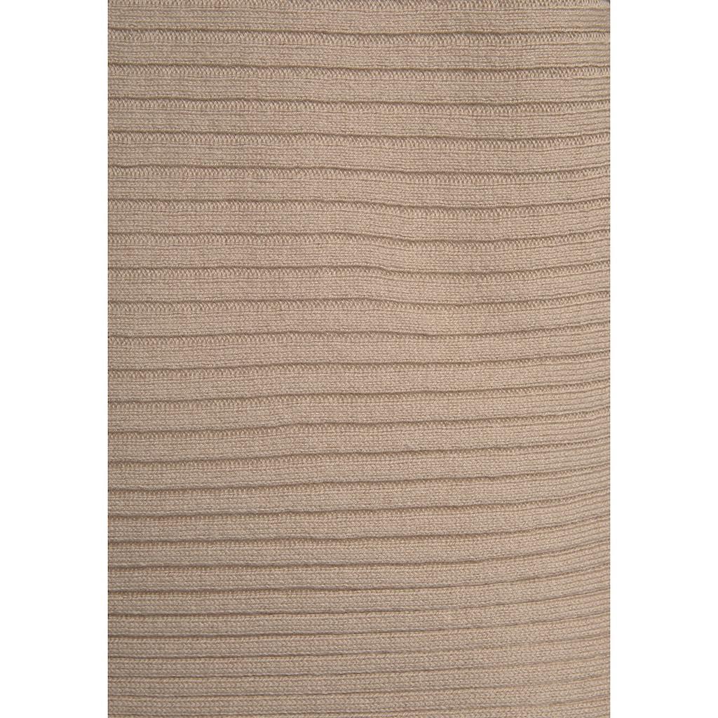 Bench. Strickpullover, mit Fledermausärmeln