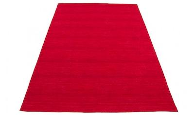 Teppich, »Kelim Loom«, carpetfine, rechteckig, Höhe 5 mm, handgewebt kaufen