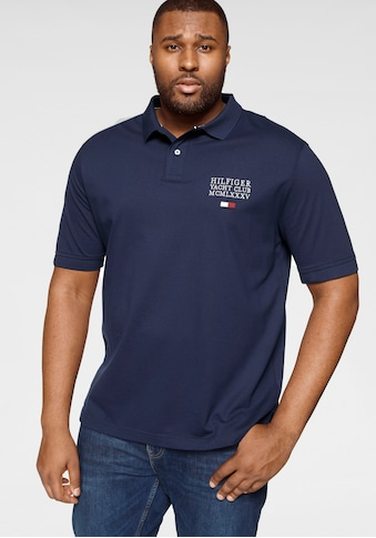 Tommy Hilfiger Big & Tall Poloshirt »Big & Tall HILFIGER ARTWORK REGULAR POLO« kaufen