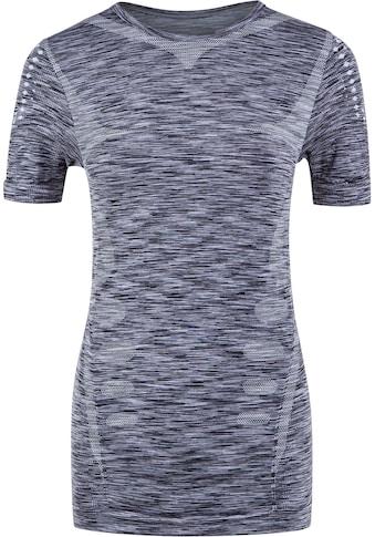 ENDURANCE Funktionsshirt »Seamless Shirt W XQL«, mit schnelltrocknender Quick Dry-Technologie kaufen