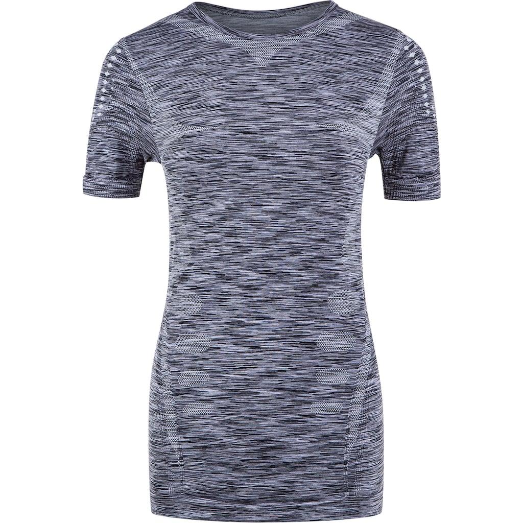 ENDURANCE Funktionsshirt »Seamless Shirt W XQL«, mit schnelltrocknender Quick Dry-Technologie