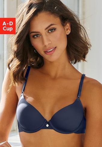 s.Oliver Schalen-BH, mit nahtlos vorgeformten Cups kaufen
