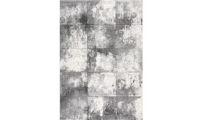 Sanat Teppich »Lorena 2902«, rechteckig, 13 mm Höhe, handgearbeiteter Konturenschnitt, Wohnzimmer kaufen