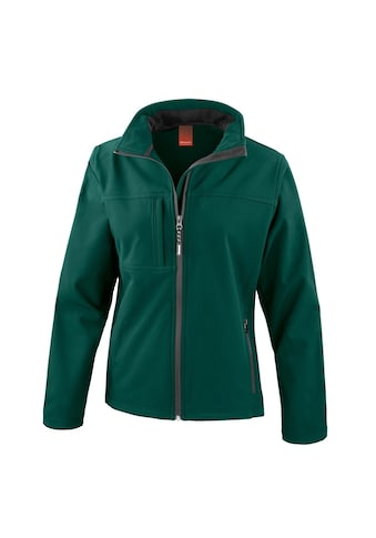 Result Softshelljacke »Regatta Damen Softshell Mulitfunktions - Jacke, 3 - lagig, wasserabweisend, winddicht, atmungsaktiv« kaufen