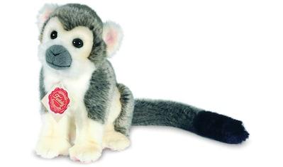 Teddy Hermann® Kuscheltier »Äffchen grau, 17 cm« kaufen