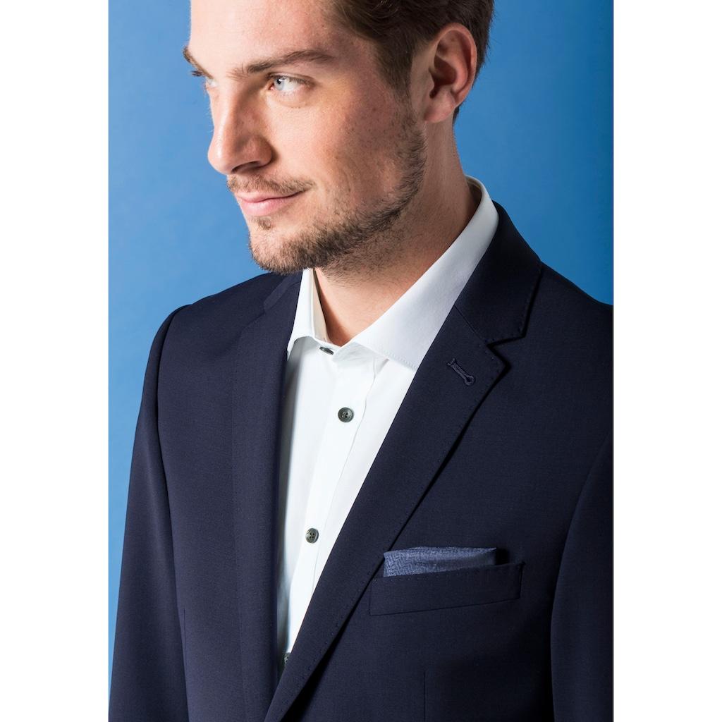 bugatti Anzug »FLEXCITY«, Superelastisch, schmale Passform