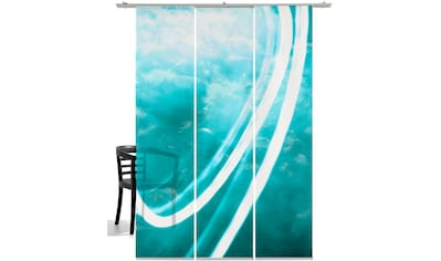 emotion textiles Schiebegardine »Ufo«, HxB: 260x60, mit Befestigungszubehör kaufen