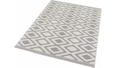 Teppich, »Isle«, bougari, rechteckig, Höhe 4 mm, maschinell gewebt kaufen