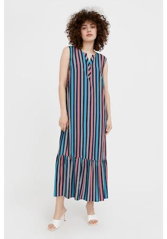 Finn Flare Jerseykleid, mit Streifendesign kaufen