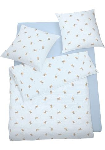 Kinderbettwäsche »Brummel«, Schlafgut kaufen