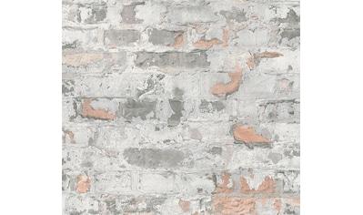 living walls Vliestapete »Metropolitan Stories Paul Bergmann Berlin«, Steinoptik,... kaufen