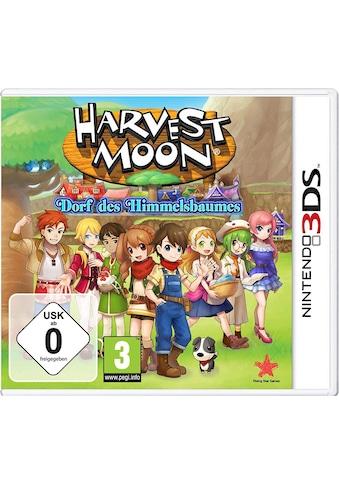 Rising Star Spiel »Harvest Moon: Dorf des Himmelbaumes«, Nintendo 3DS, Software Pyramide kaufen